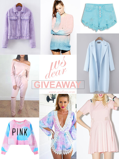 WSDear favourites + GIVEAWAY