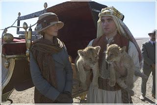 Gertrude Bell,沙漠女皇燦爛時代,Queen of the Desert