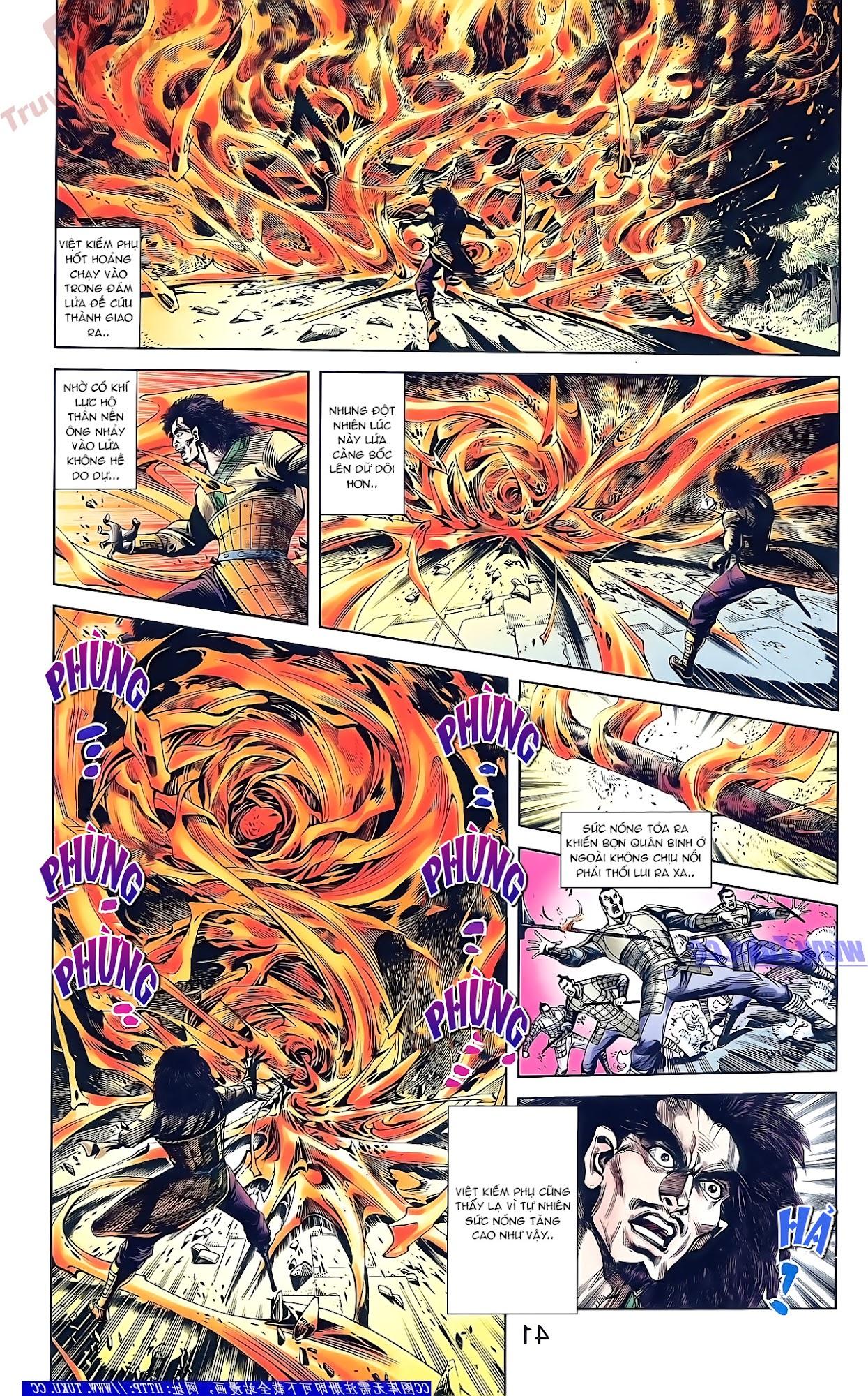 Tần Vương Doanh Chính chapter 51 trang 9