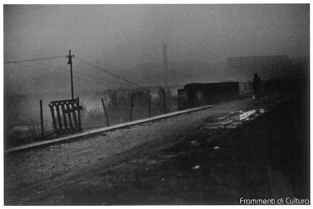 Milano 1959 nebbia