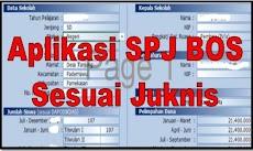 Download Aplikasi SPJ BOS Terbaru 2018/2019