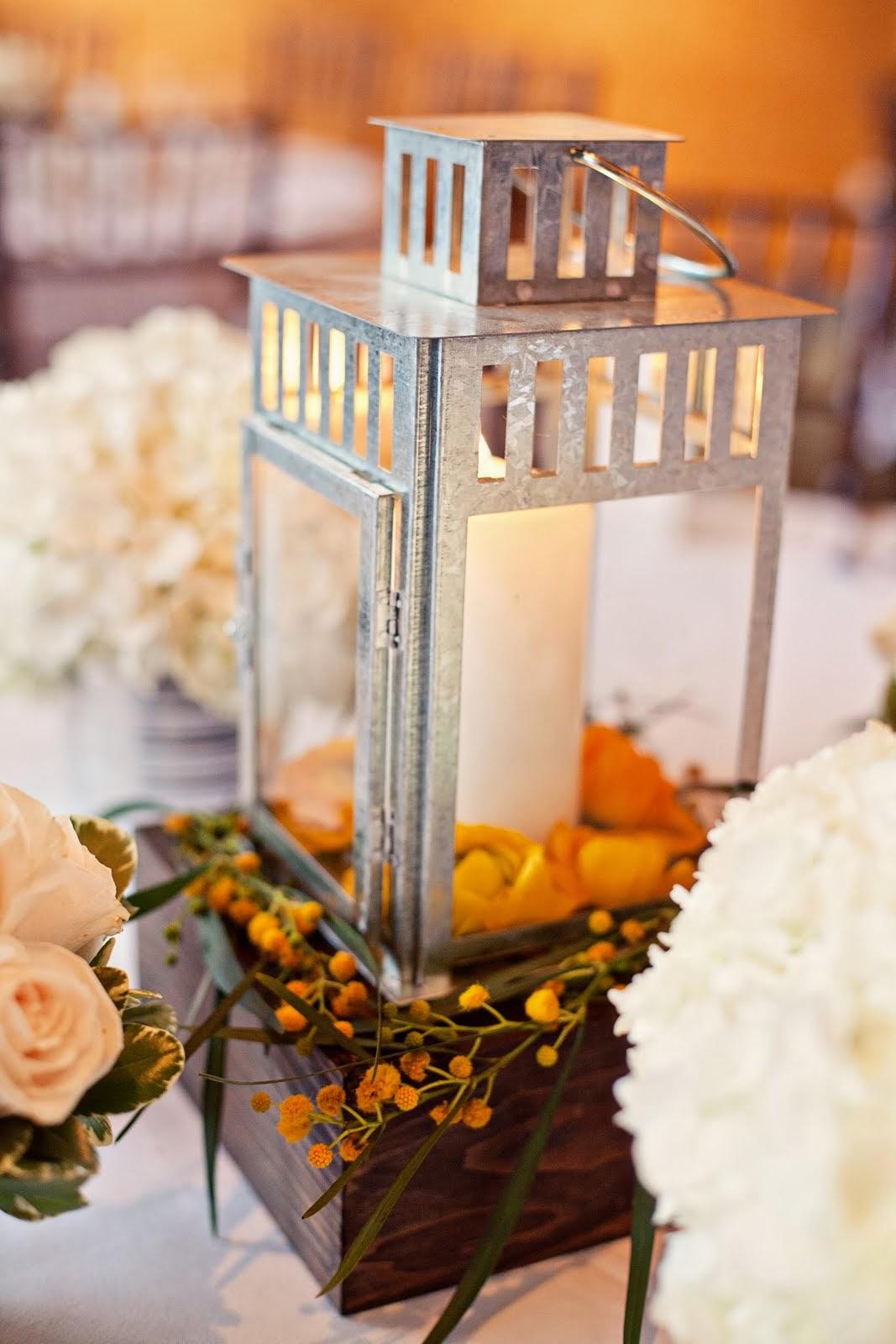Wedding Lantern Centerpieces | Wedding Stuff Ideas