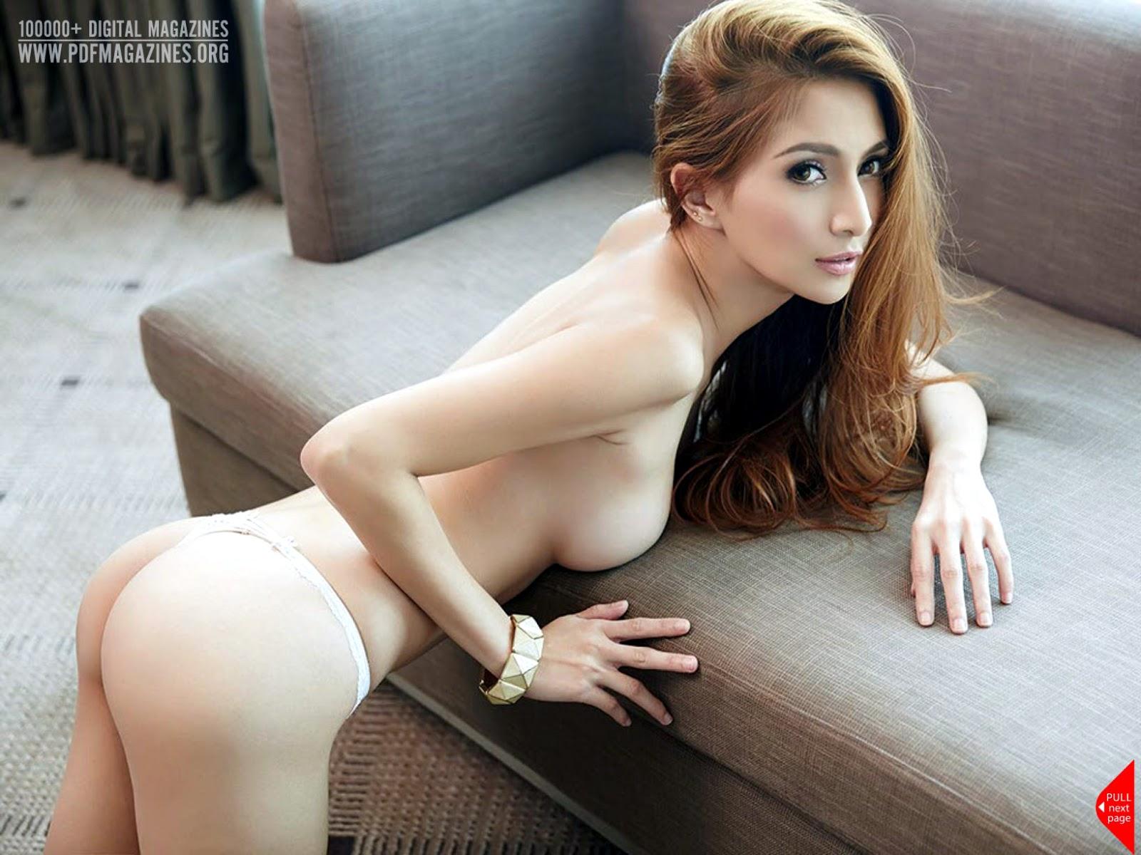 Sexy thai girl on the beach