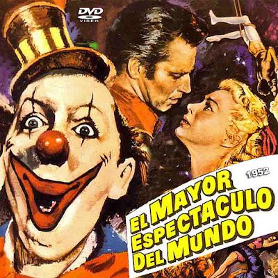 El mayor espectáculo del mundo - [1952]