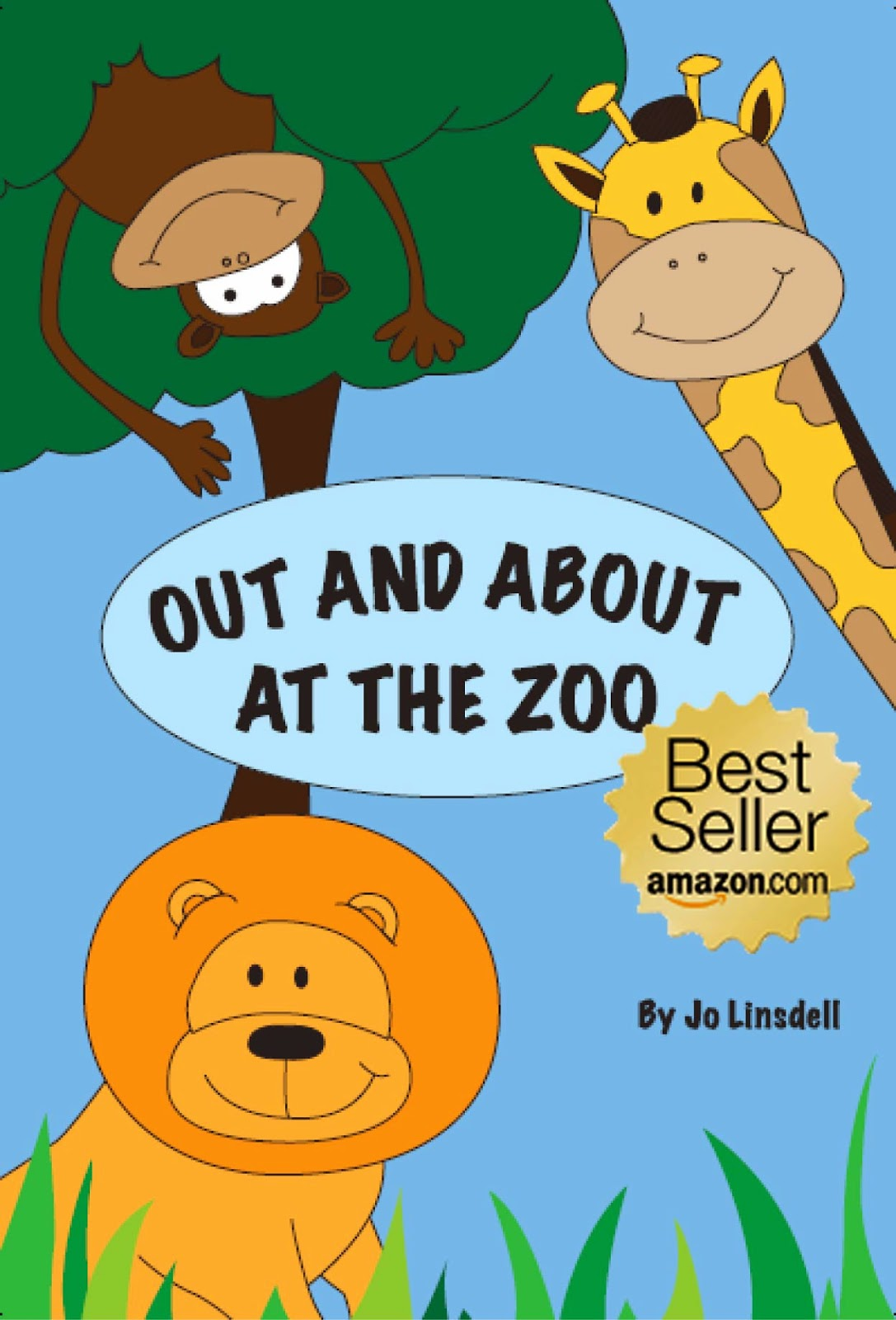 Out and about the Zoo by Jo Linsdell