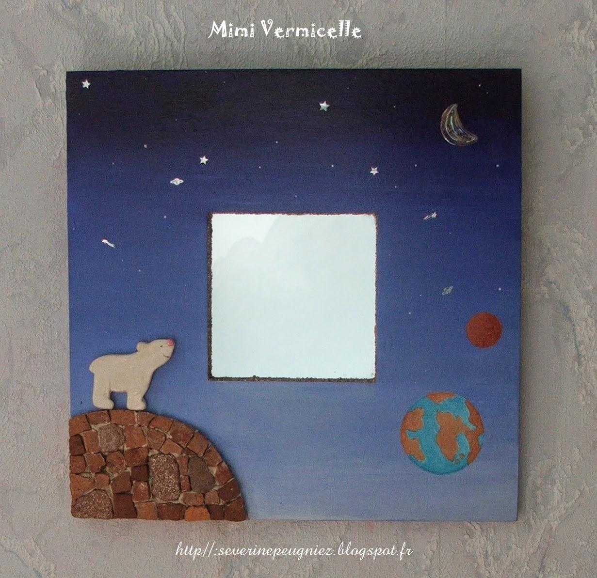 Séverine Peugniez Créations: Miroirs de créateur pour ...