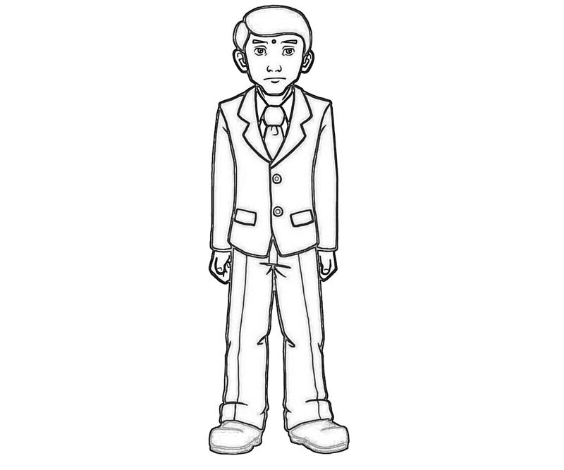 lawyer coloring pages - photo#27