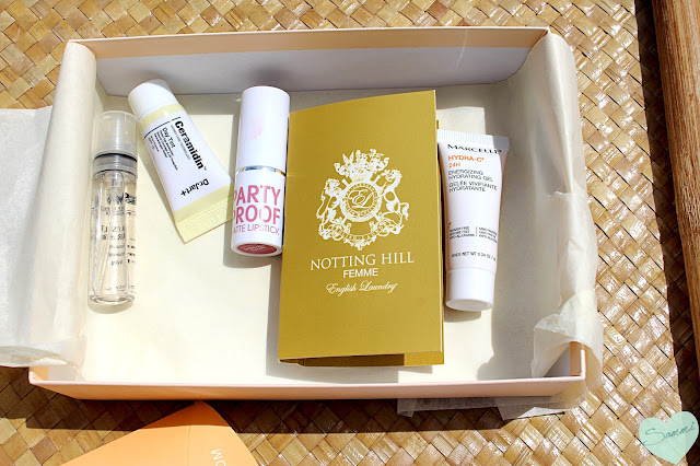 Birchbox: May 2015 Review Cupcakes and Cashmere