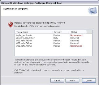 Microsoft Malicious Software Removal Tool 5.61