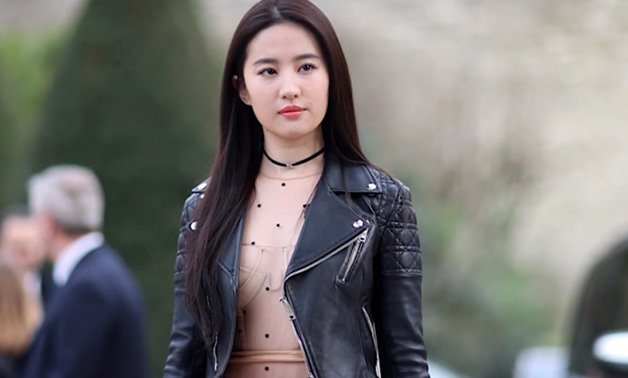 Liu Yifei Chinese Actress Model and Singer