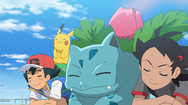Capitulo 3 Serie Viajes Pokémon: Ivysaur es misterioso, ¿Verdad?
