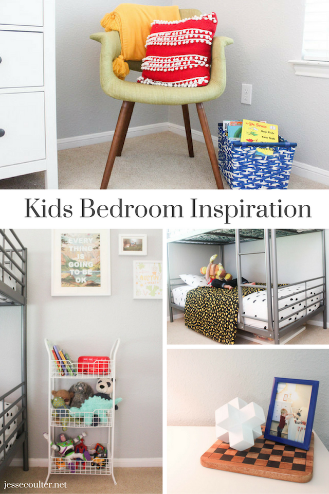 At Home Decor, kids bedroom makeover, Toddler Bedroom, Kids bedroom decor, colorful bedroom, bedroom makeover, kids bedroom makeover, big boy room, primary color bedroom, bunk beds, ikea hemnes dresser, home decor blog, home decor blogger
