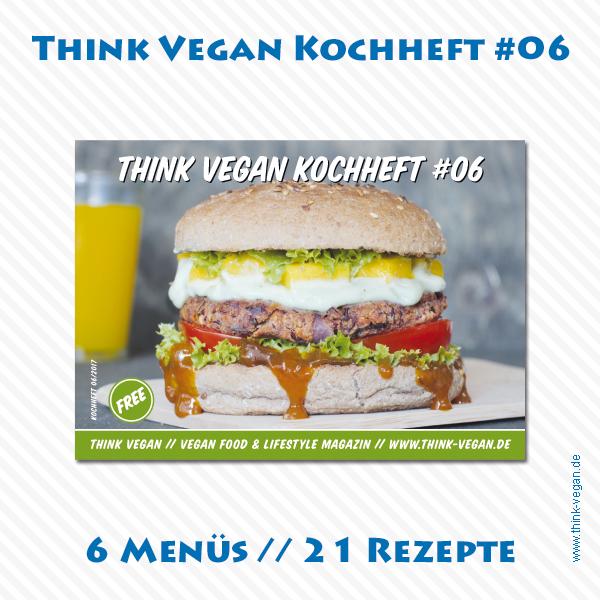 Think Vegan Kochheft #06