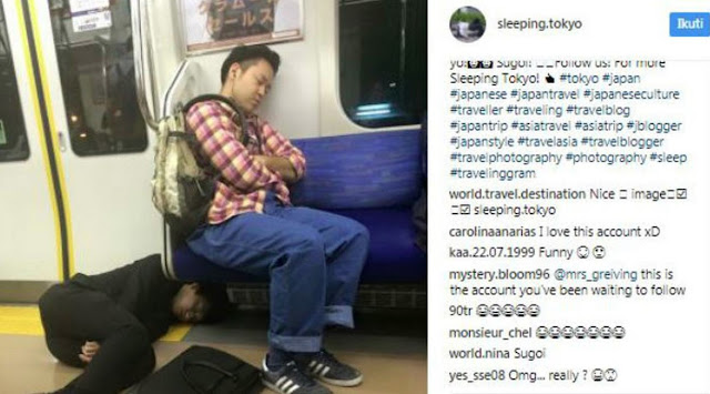 Tak Seindah Drama, 6 Fakta Mencengangkan Kehidupan Warga Jepang
