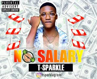 Tsparkle - No Salary