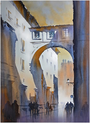 Thomas Schaller watercolour
