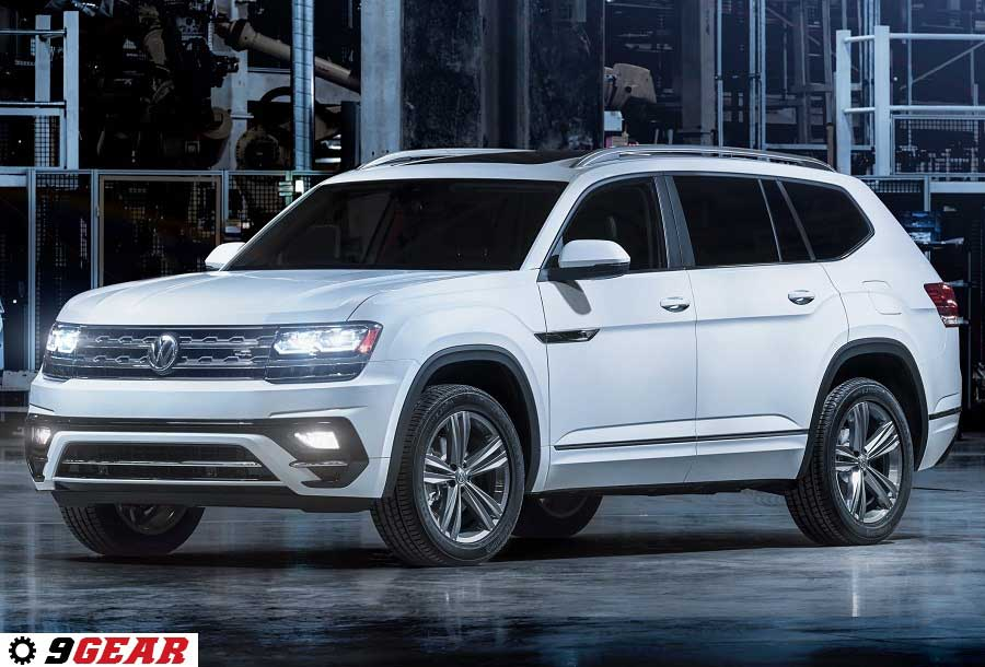 2018 volkswagen atlas r line full size suv car reviews new car pictures for 2018 2019. Black Bedroom Furniture Sets. Home Design Ideas