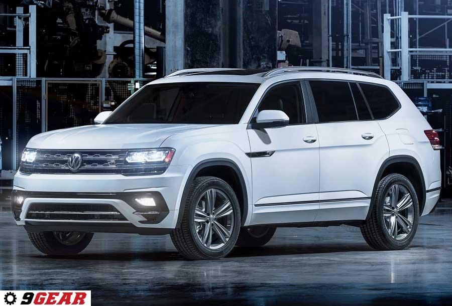 2018 Volkswagen Atlas R Line Full Size Suv
