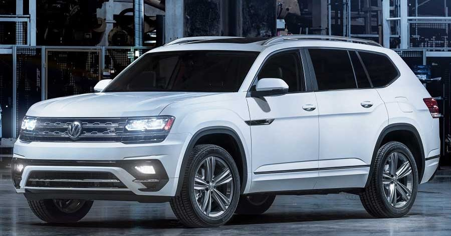 2018 Volkswagen Atlas R-Line - Full-Size SUV | Car Reviews | New Car Pictures for 2018, 2019