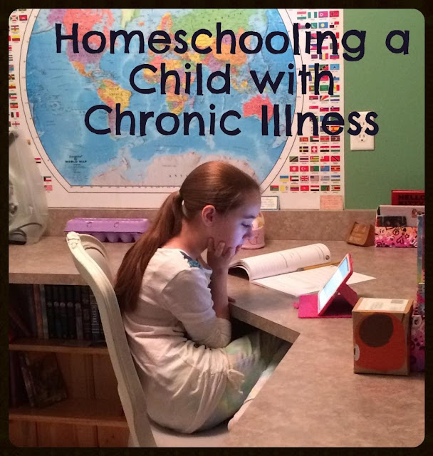 Homeschooling a Child with Chronic Illness