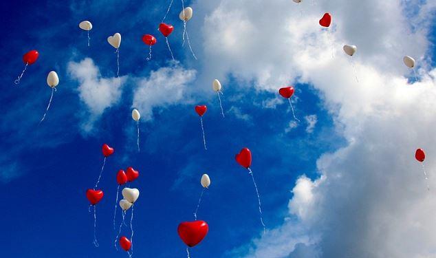 DIA DOS NAMORADOS:  Amar faz bem ao coração e à saúde