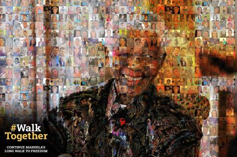 #WalkTogether: 100 Years in Mandela's Light