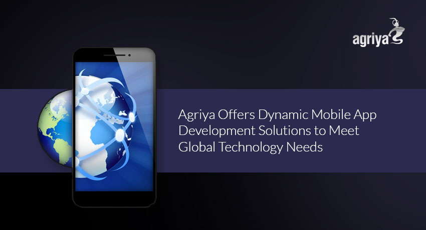 Top-notch Mobile App Development Solutions from Agriya's Range of Services