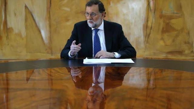 Rajoy: declaración de independencia de Cataluña quedará en nada