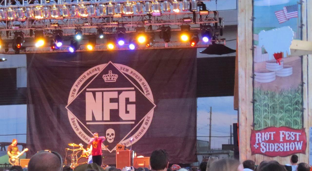 Riot Fest 2014 – Denver Day 1 – Your Older Brother's Music Blog