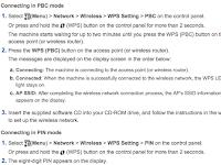 Samsung Wireless Printer Setup for Windows