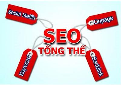dịch vụ seo web tổng thể