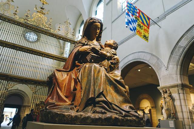 聖母子像(Virgin and Child)