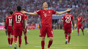 مشاهدة مباراة بايرن ميونخ ويونيون برلين بث مباشر بتاريخ 17 / مايو/ 2020 الدوري الالماني