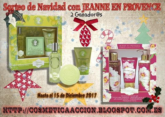 """¡SORTEO – """"Navidad con JEANNE EN PROVENCE"""" – 2 Ganadores!"""