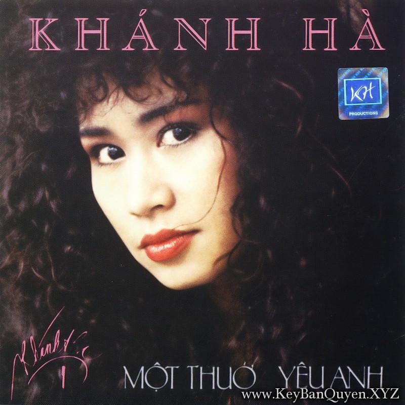 Khánh Hà - Một thuở yêu anh (1988) [WAV]