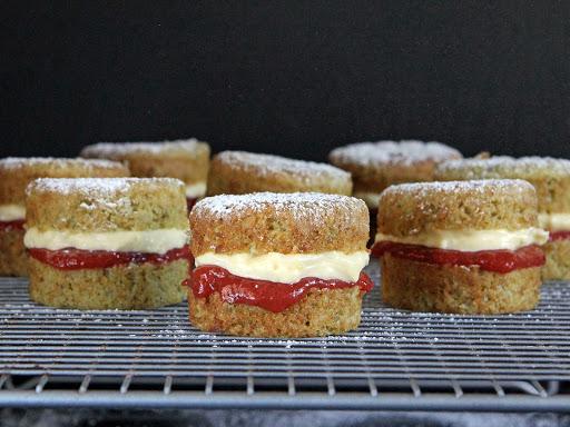 White Raspberry Layer Cake Recipe