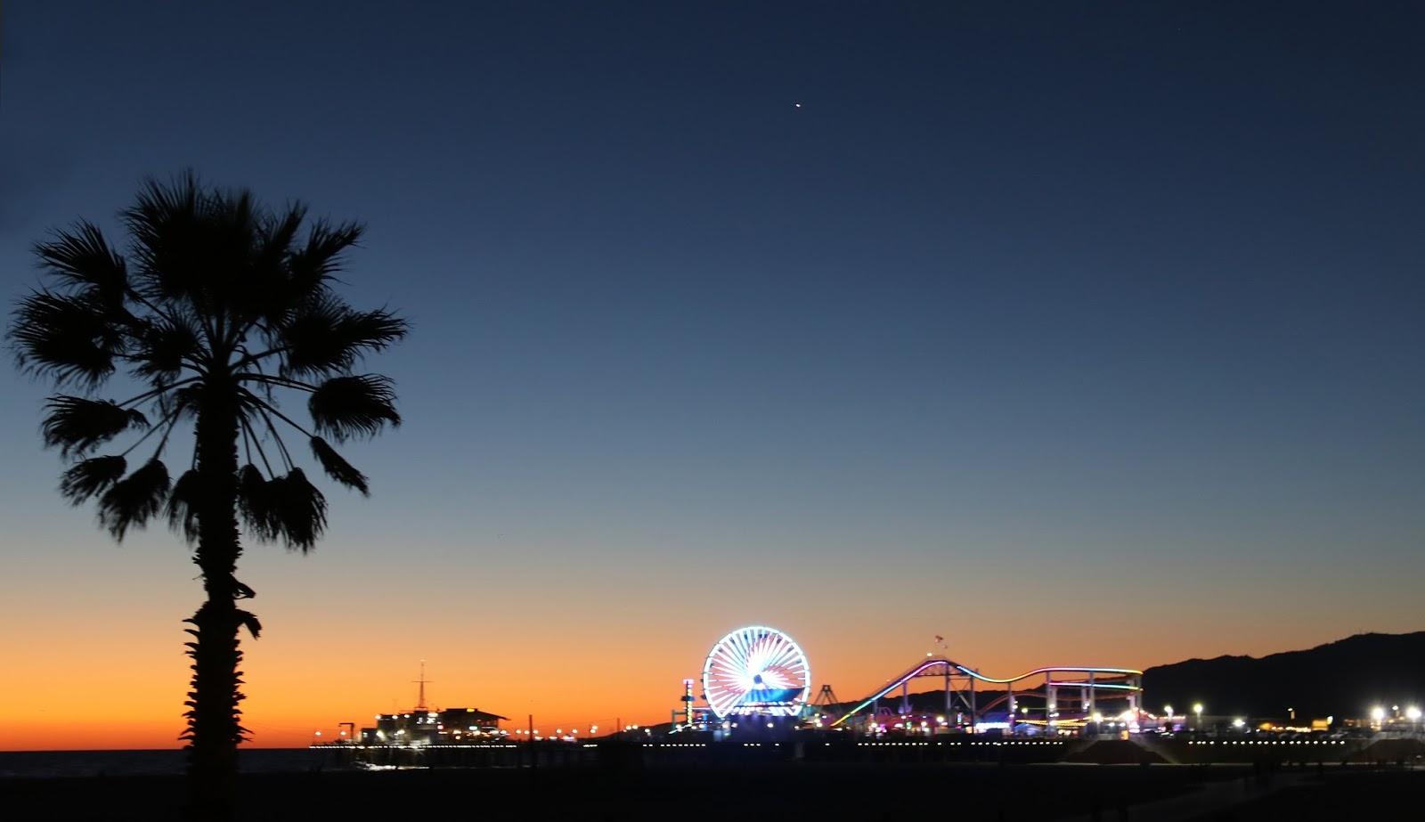 Laskettelua ja rantaelämää Kaliforniassa 21