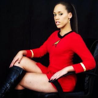 Uhura Cosplay