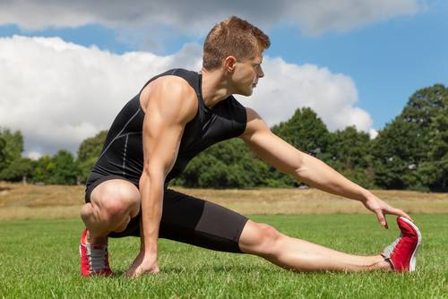 Stretching is a very important part of your workout