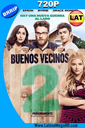 Buenos Vecinos 2 (2016) Latino HD 720p ()