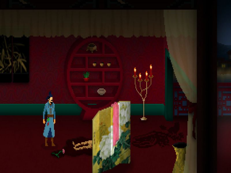 Detective Di The Silk Rose Murders Highly Compressed Free Download