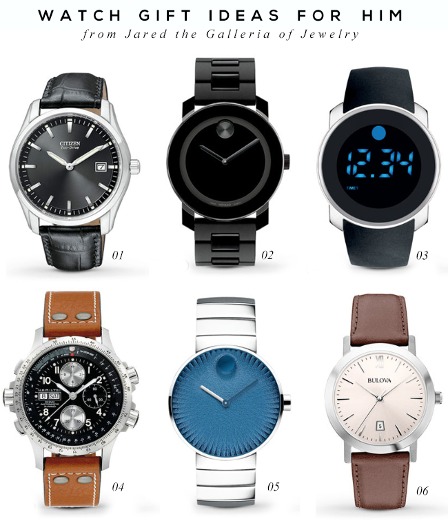 Watch Gift Ideas for Him