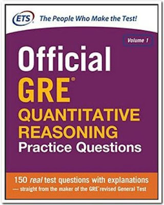 GRE® Quantitative Reasoning Practice Questions PDF Free Download