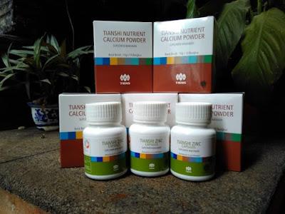Obat Peninggi Badan Tanpa efek samping yang paling aman