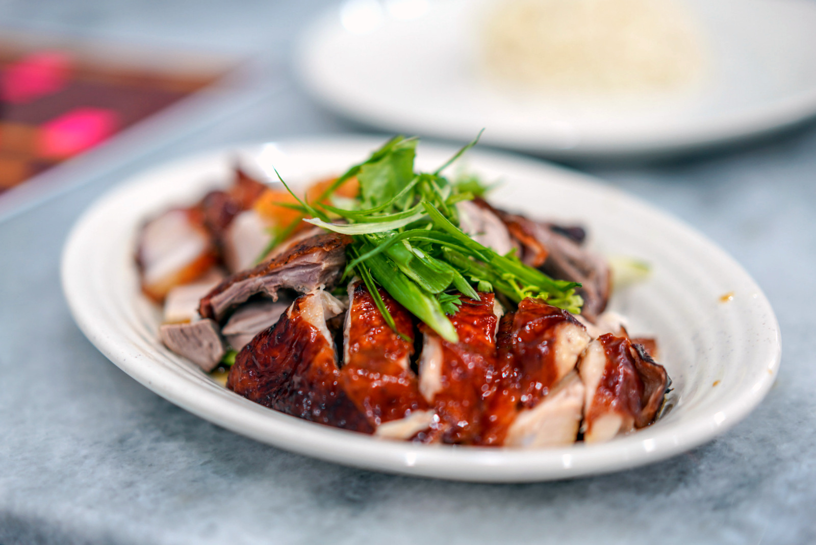 fatt kee roast duck & chicken rice shop @ cheras traders square