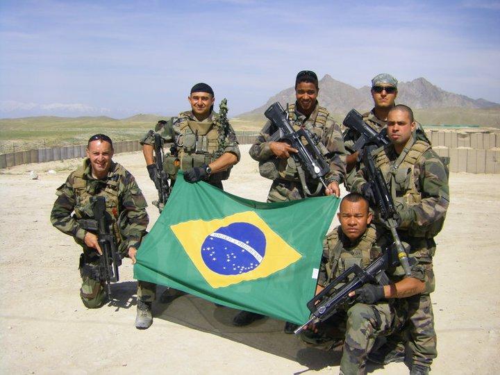 Escrevemos sobre unidades militares de elite do Brasil mas sem fanatismo ou  embuste também falamos de unidades de elite estrangeiras. O nosso artigo  sobre o ... 2a3176fcfe5