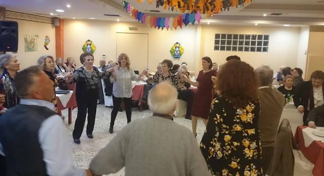 Με επιτυχία η κοπή της πίτας του Συνδέσμου Πολιτικών Συνταξιούχων Ναυπλίου