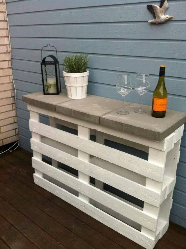 Pallet Patio Furniture Images