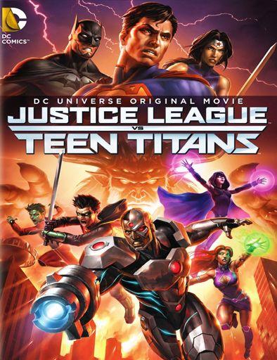 Liga da Justiça e Jovens Titans