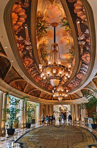 Venetian Casino Owner